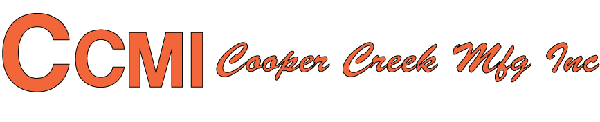 Cooper Creek Mfg Inc